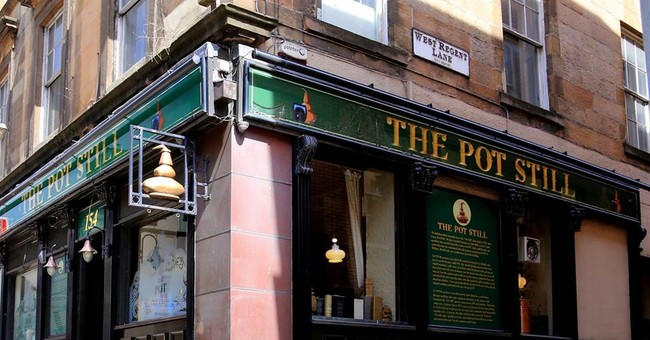 Bleisure Bits: Whisky primer at Glasgow's Pot Still