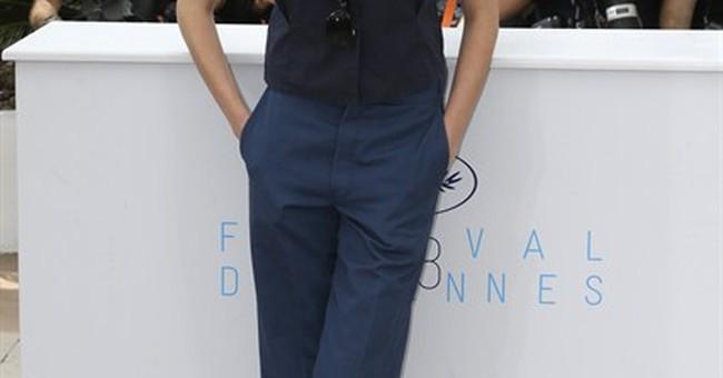 Gaspar Noe's explicit 'Love' sets Cannes atwitter