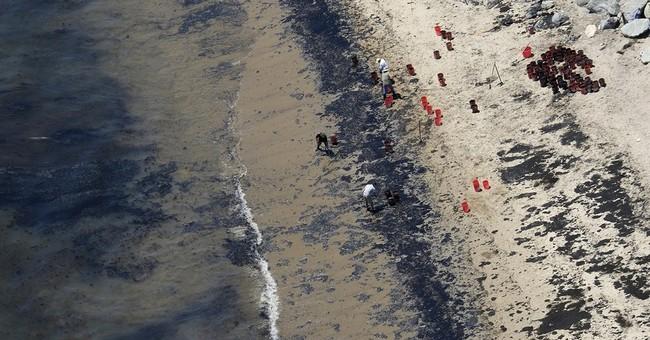 Environmentalists seize on latest Santa Barbara oil spill