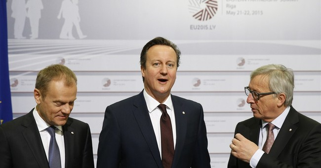 UK leader Cameron outlines who can vote in referendum on EU