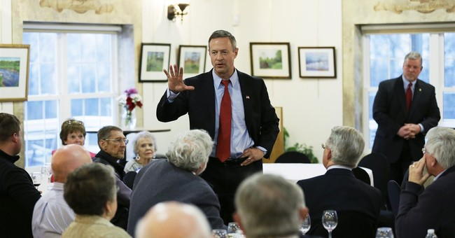 O'Malley to campaign in Iowa hours after 2016 announcement