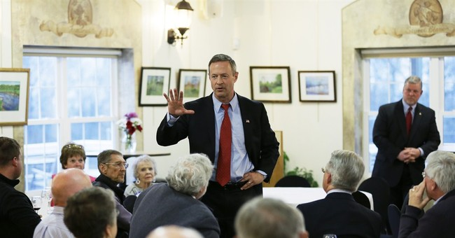 O'Malley 2016 supporters launch super PAC