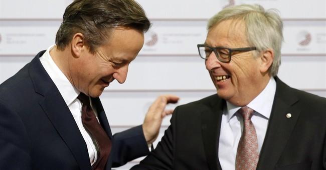 Cameron: Tough times for EU ahead of UK membership vote