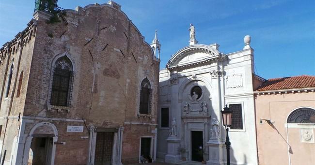 Venice officials shut down mosque-inside-church art exhibit