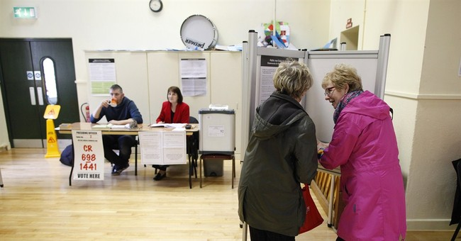 Yes or no? Ireland decides whether to legalize gay marriage
