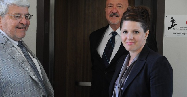 Former South Dakota candidate says at trial she was a novice