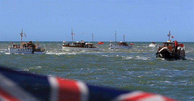Dunkirk marks 75 years since massive Allied rescue mission
