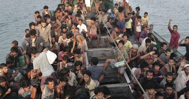 Aspiring Asia leader China takes no role in Rohingya crisis