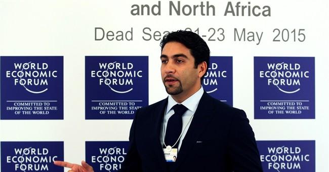 AP Interview: $100 billion Saudi city to be ready by 2035