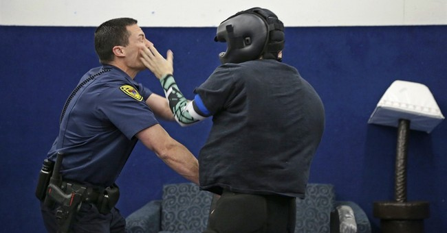 Demilitarizing the cops: States retool police training