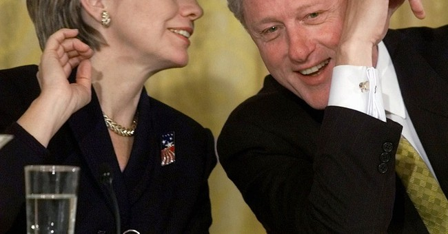 Archives show Hillary Clinton OK'd tax breaks for nonprofits