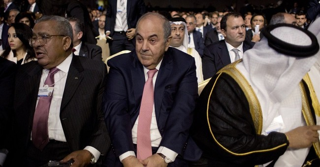 Analysis: At Mideast forum, hopes for future amid chaos