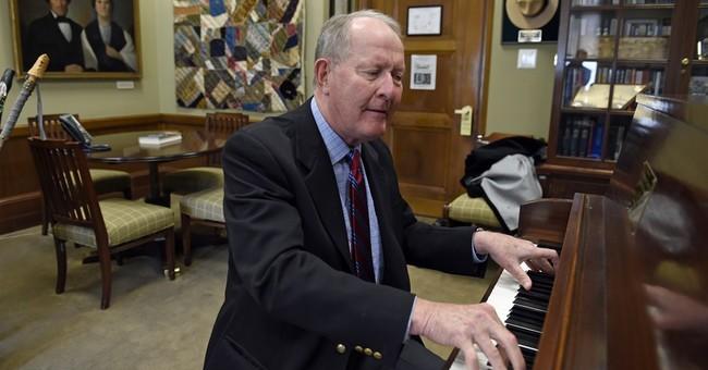 Senators sing blues over impasse; GOP hopefuls stuck in DC