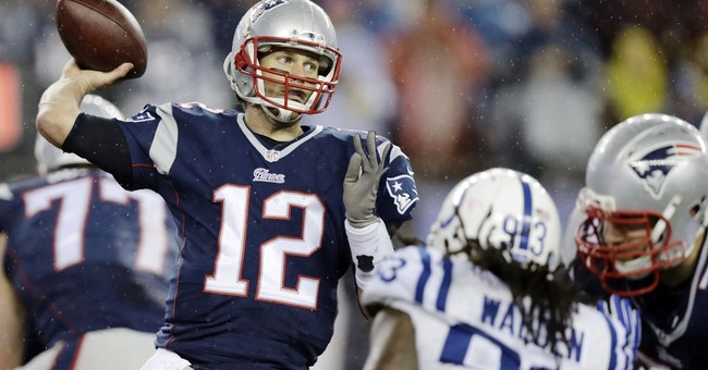 Woman uses obituary to say Brady innocent in 'Deflategate'