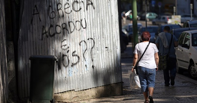 Greece, Spain lead Europe's jobless parade