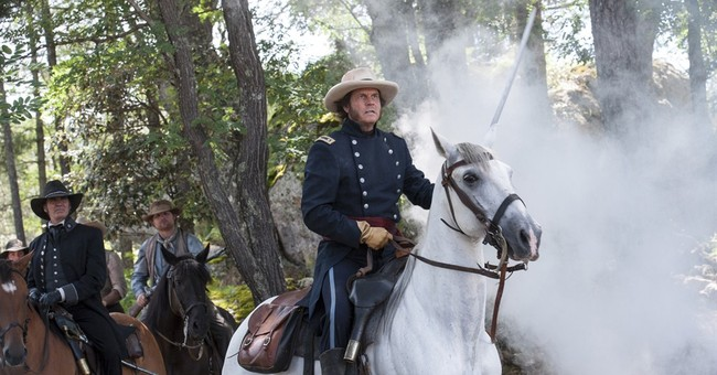 TV miniseries 'Texas Rising' takes big-screen approach