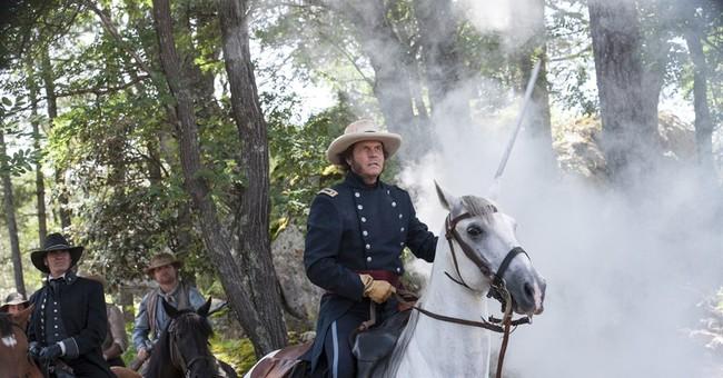 TV miniseries 'Texas Rising' takes big-screen approach