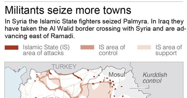 IS militants purge Syrian town of Assad loyalists