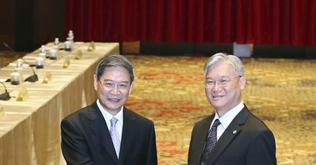 China-Taiwan talks seek to maintain momentum for closer ties