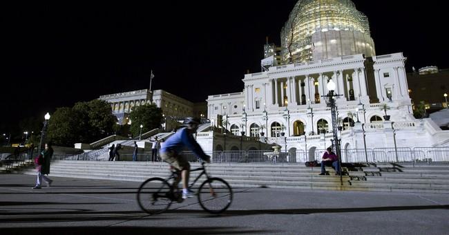 Congress' familiar path: short-term solutions