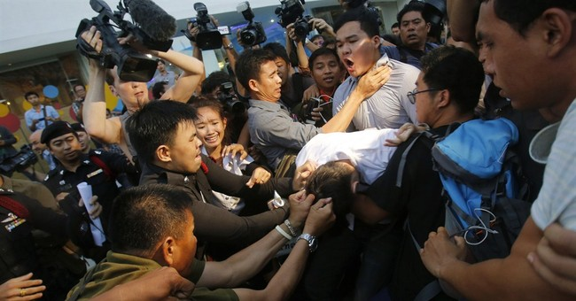 Year-old Thai coup imposes superficial calm but little else