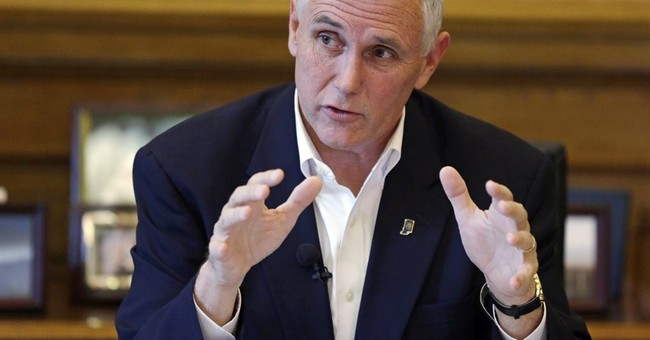 Pence passes up presidential bid, but future still cloudy