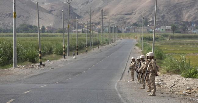 Peru suspends civil liberties in region after 4th death
