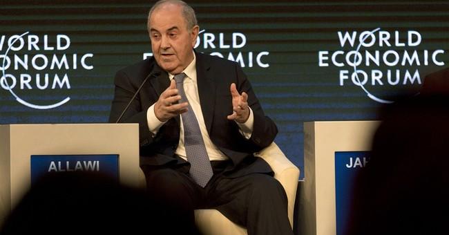 At Mideast forum, officials seek world's help
