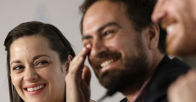Cannes hails premiere of a bloody, stylish 'Macbeth'