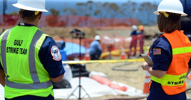 Pipeline that leaked wasn't equipped with auto shut-off