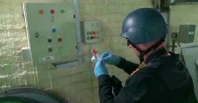Syrians try to build case against Assad in chlorine attacks