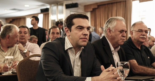 PM: Greece will not accept 'humiliating' bailout terms