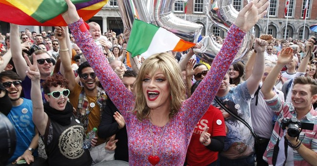 Timeline of landmarks in Ireland's changing attitude to gays
