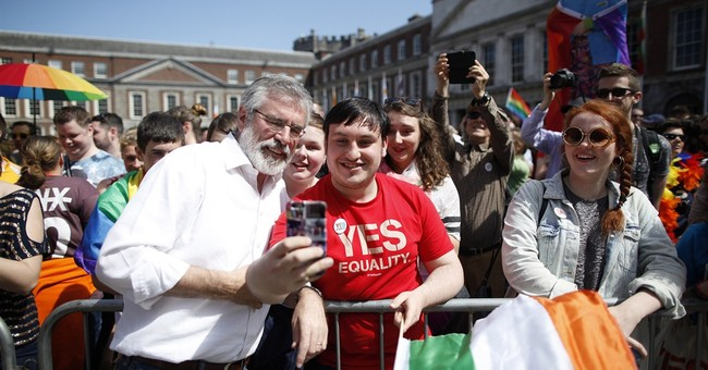 Irish gays wake up to whole new world: When's the wedding?