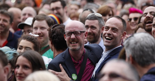 Gay couples awake to new Ireland, hope to wed by Christmas