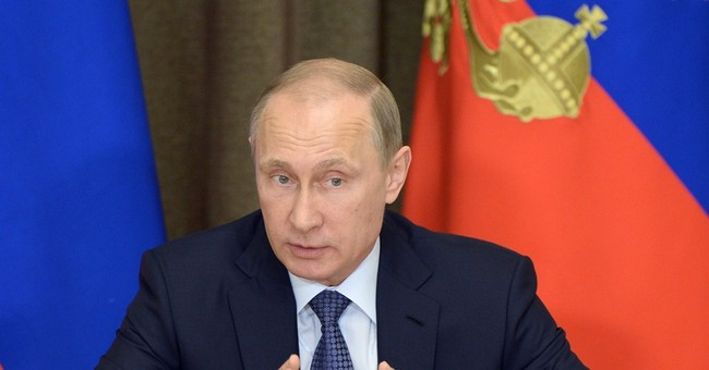 Putin signs Russian law to shut 'undesirable' organizations
