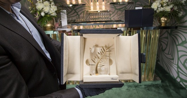 60th birthday for Cannes' Palme d'Or top film trophy
