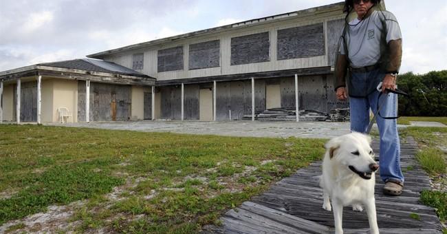 Politics in paradise: Alabama governor mansion in disrepair