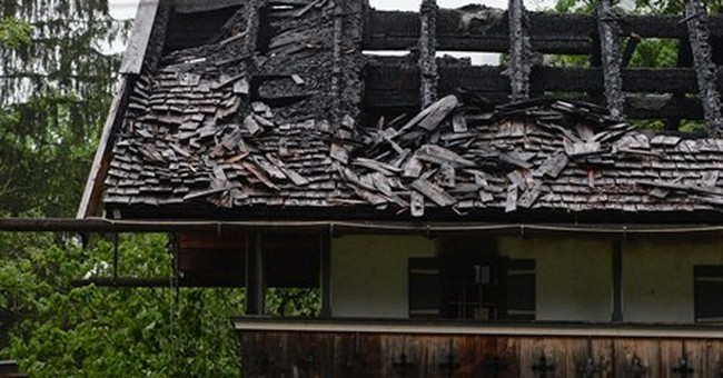 German police confirm 6 killed in Alpine guesthouse fire