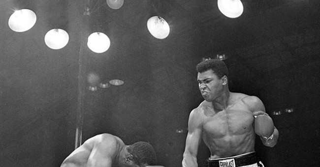 AP Was There: Muhammad Ali-Sonny Liston heavyweight rematch
