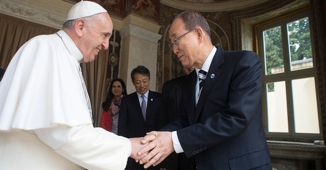 Catholics organize to promote pope's climate change message