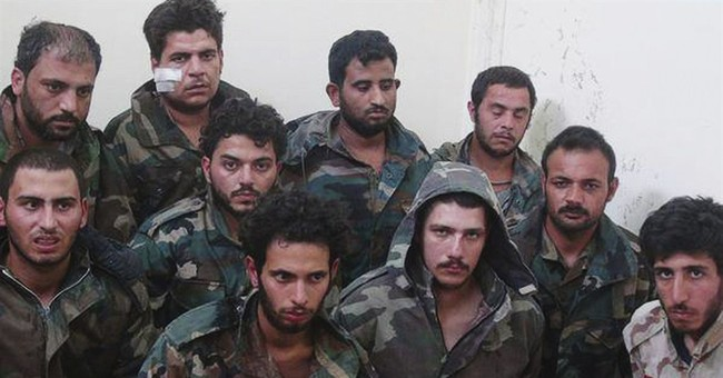 Official: Syrian army preparing for counterattack on IS