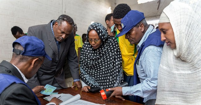 Ethiopians vote in 1st election without former strongman