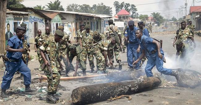 Opposition leader claims Burundi not ready for polls