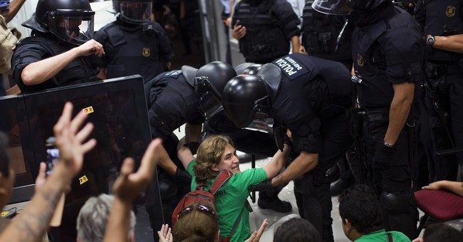 Anti-eviction campaigner promises change in Barcelona