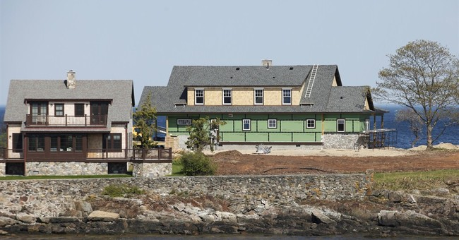 Jeb Bush to get own home at family compound in Kennebunkport