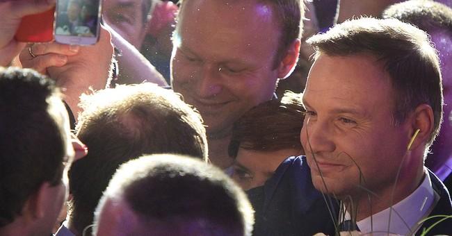 Conservative challenger Duda wins Polish presidential vote