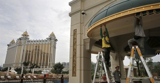 Channeling Batman, Versailles: Macau's new wave of resorts