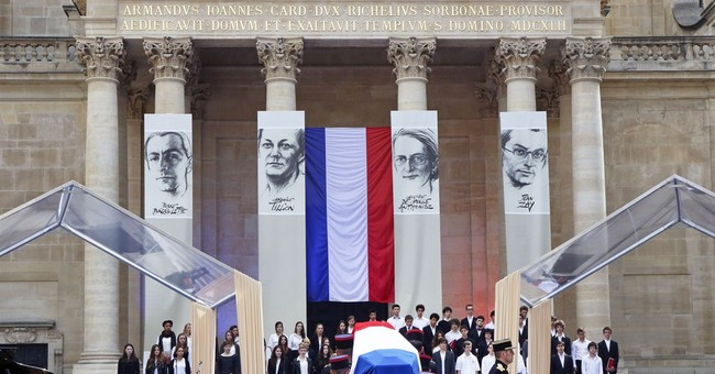 Paris celebrates WWII resistance heroes in Pantheon ceremony