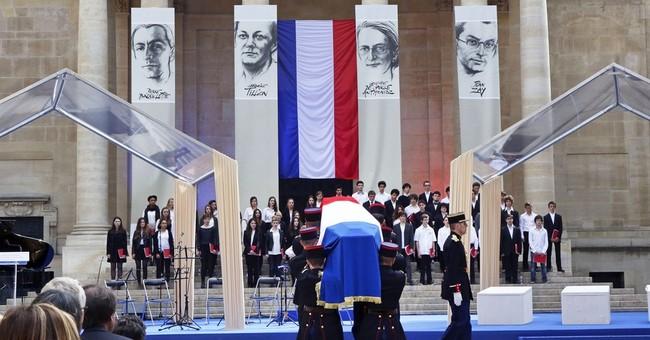 Paris celebrates WWII resistance heroes in Pantheon ceremony